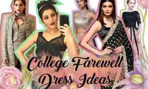 what to wear on college farewell dress-ideas girls school