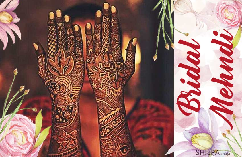 25 Bridal Mehndi Designs For 2019 Every Bride To Be Should See