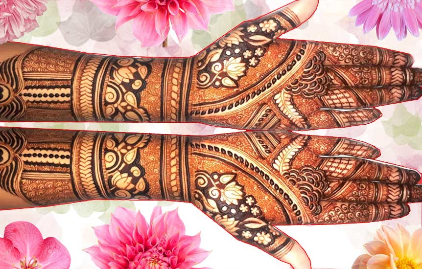 wedding-top-new-bridal-mehndi-trends-2019-dulhan--dijain