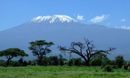 Mt. Kilimanjaro tanzania mountain views africa