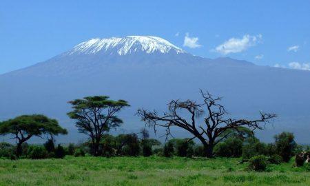 Mt. Kilimanjaro tanzania mountain views africa