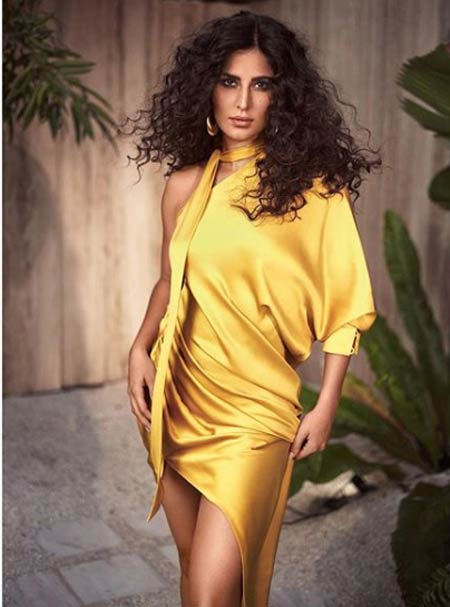 katrina kaif desi actress hairstyle curly 2019 trends