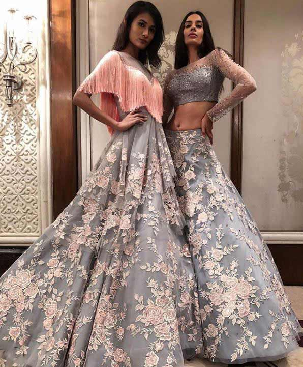 Latest Lehenga Designs For 2019 2020 From Celebs Fashion Week