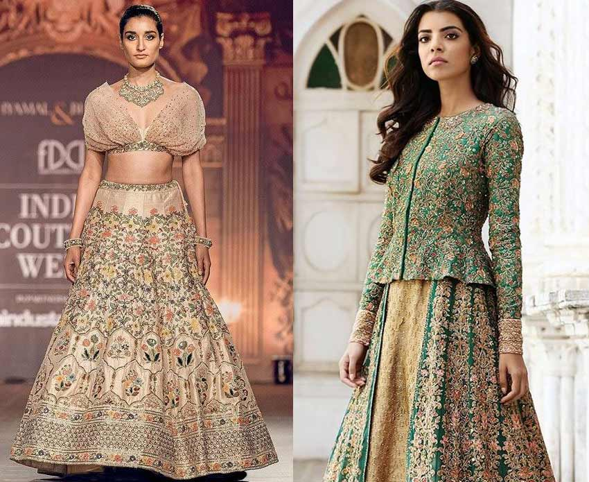 lehenga designs 2019 for girl Shyamal-Bhumika-9