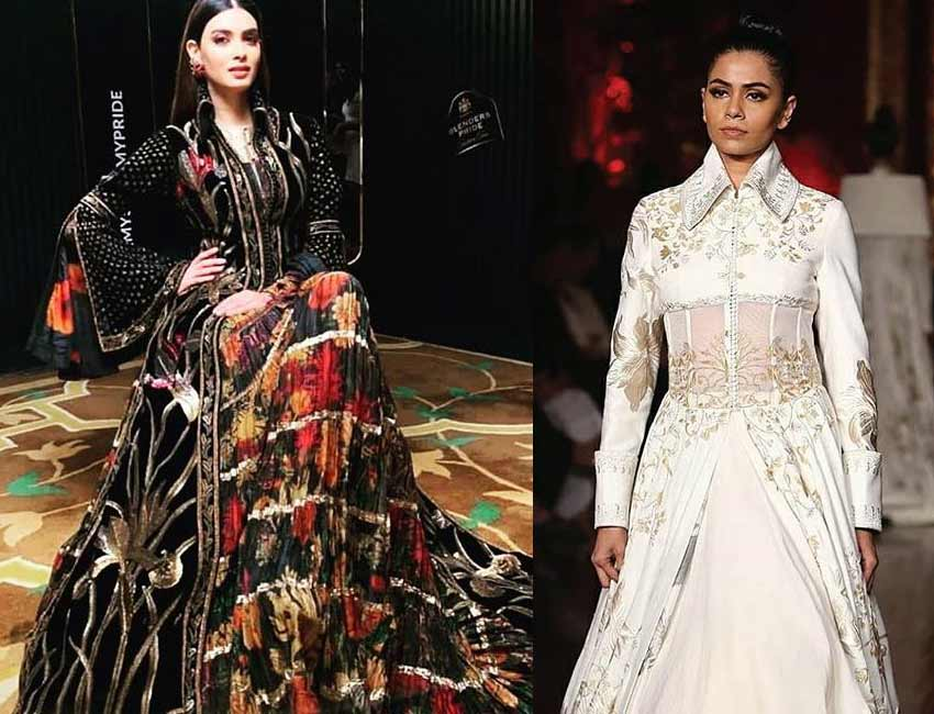 lehenga designs 2019 for girl rohit-bal-2