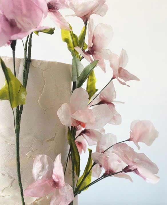 Latest-Birthday-Cakes-2019-Edible-Fondant-Flowers-jasmineraecakes-1