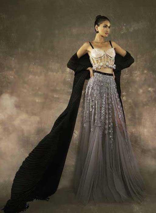 latest lehenga blouse designs