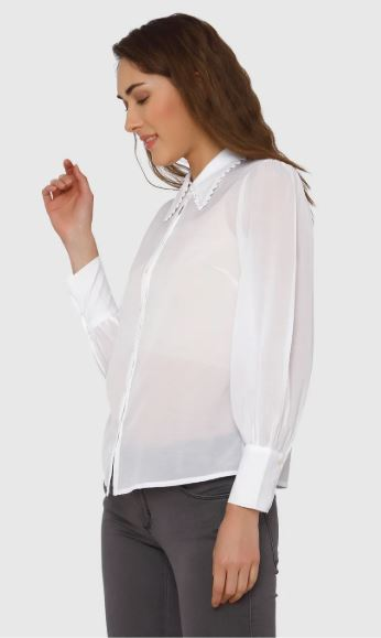 cuff sleeve shirt