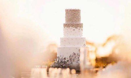 latest-wedding-Cakes-2019-edible-glitter-graceandhoneycakes