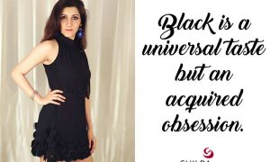 outfit ig caption Black Dress Quotes for Instagram