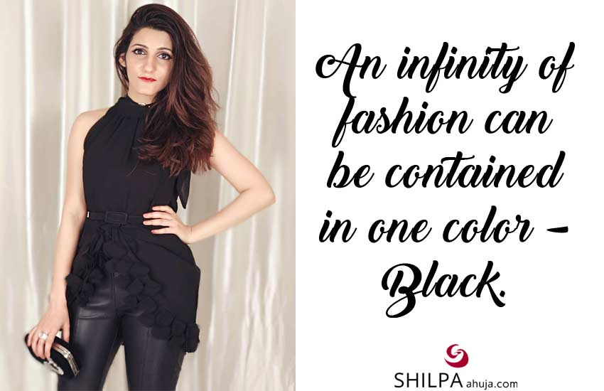75 Black Dress Quotes For Instagram For All Moods Occasions