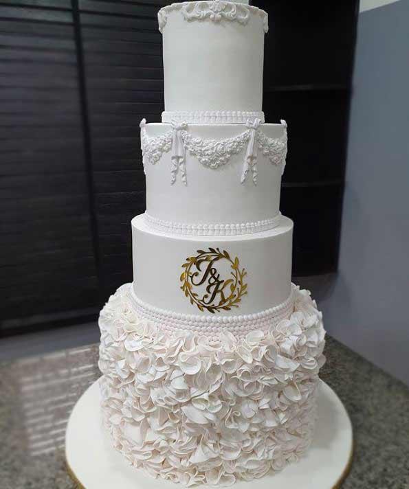 Unique Wedding Cake Trends New Cake Designs 2019 2020