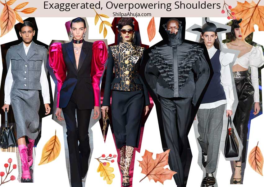 1 broad-shoulders-exaggerated-fall-winter-2019-trends