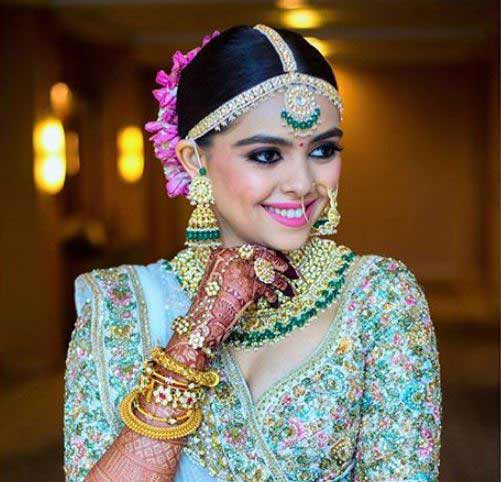 Indian Bridal Makeup Trends for 2019-2020 from Celebs