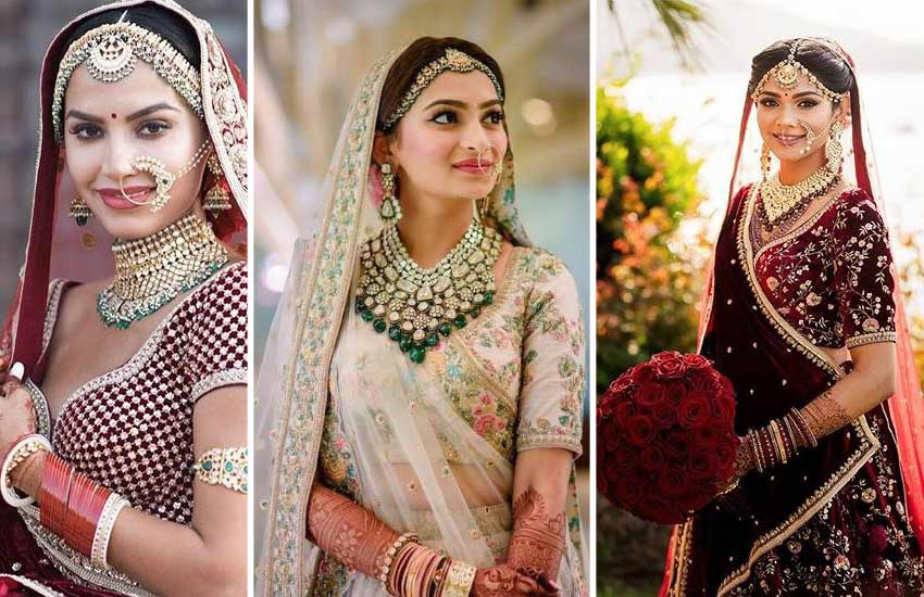 Sabyasachi-Popular-Indian-Bridal-Makeup-Trends-2019-beauty