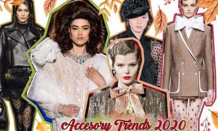 accessory trends 2020 fall winter 2019 fashion fw19 Women's-accessories