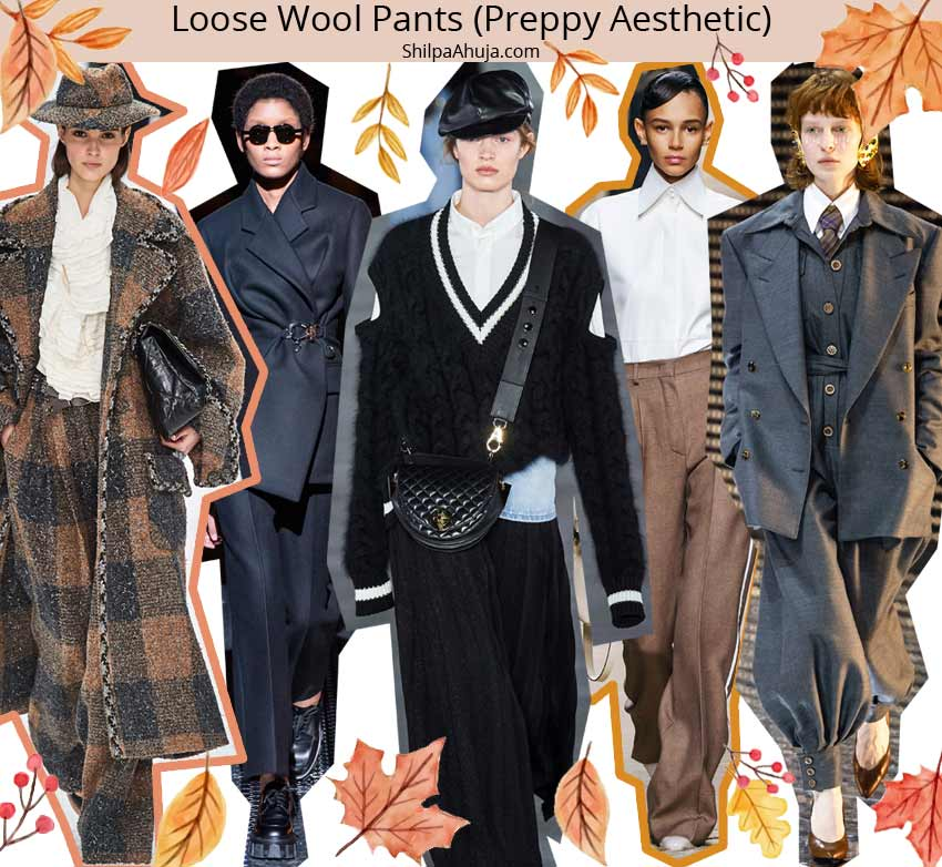 fall winter 2019 2010 fashion trend forecast wool-pants