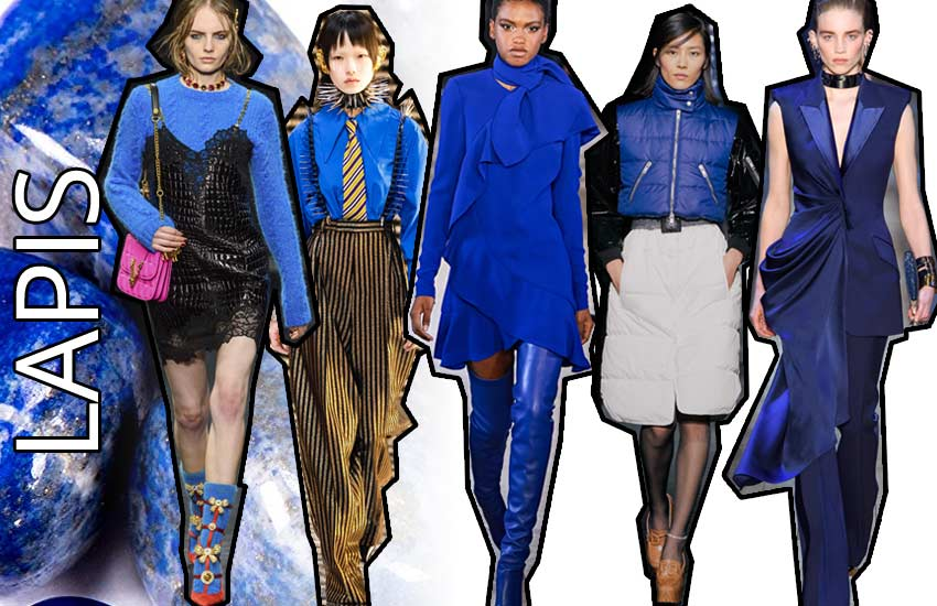fall winter 2019 2020 color trends fashion lapis blue