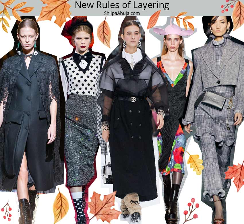 fall winter 2019 fashion trends new-rules-of-layering