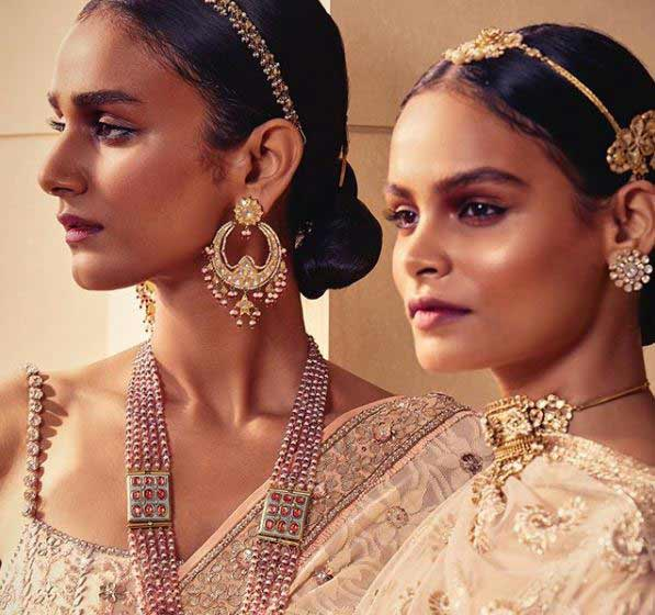 indian bridal makeup trends 2019 2020 wedding dulhan tahiliani