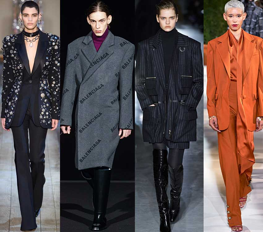 masculine unisex Androgynous-fall-winter-2019-trends