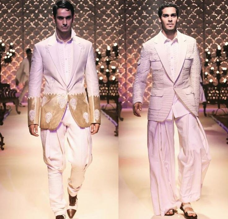 chooridar or pajama suit rohit bal 2