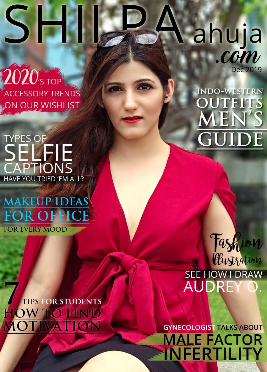 Dec 2019-cover-shilpa-ahuja-online-fashion-magazine-style-winter