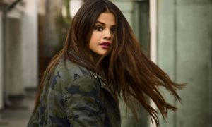 selena gomez casual street style winter