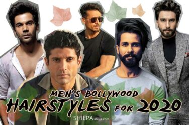 Male Bollywood Celebrity Hairstyles top popular 2020