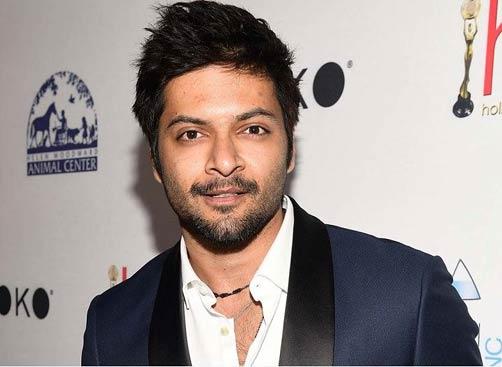 bollywood actors hairstyles Ali-Fazal-Textured-Sideswept-Short-Fringe