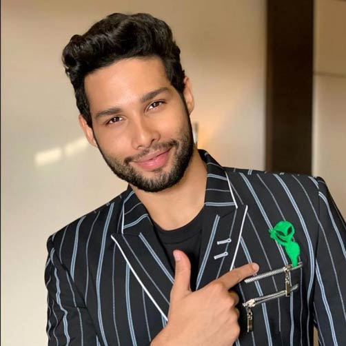 hairstyle for silky hair male indian combover-Siddhant-Chaturvedi1