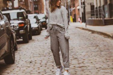 loungewear fashion 2010s street style trends
