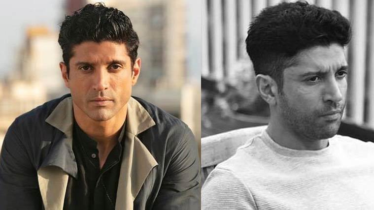 most popular male haircuts in India 2020 bollywood Farhan-Akhtar
