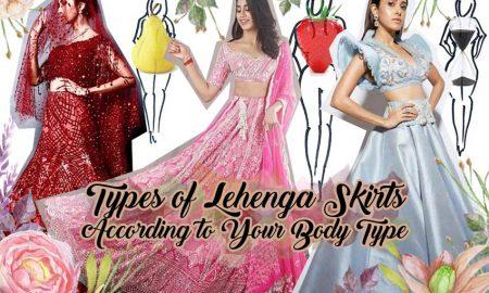 types-of-lehengas-silhouettes-skirts-body-types
