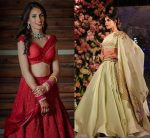 Latest-indian fashion Trends-2020-Built-In-dupatta-shantanu-nikhil
