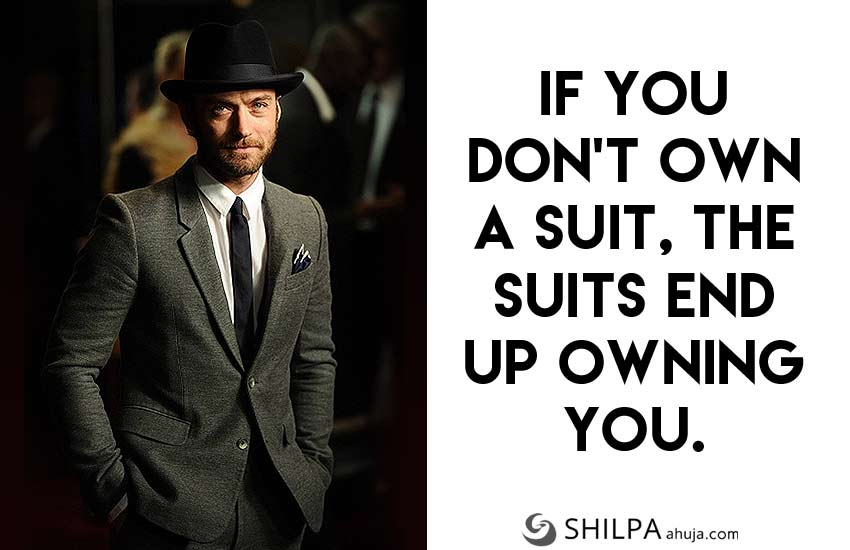 men's suit quotes for-Instagram-funny-mens-captions-looking-sharp