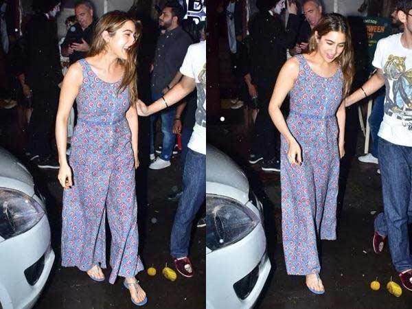 bollywood actress etnic wear parallel pants sara ali khan 1