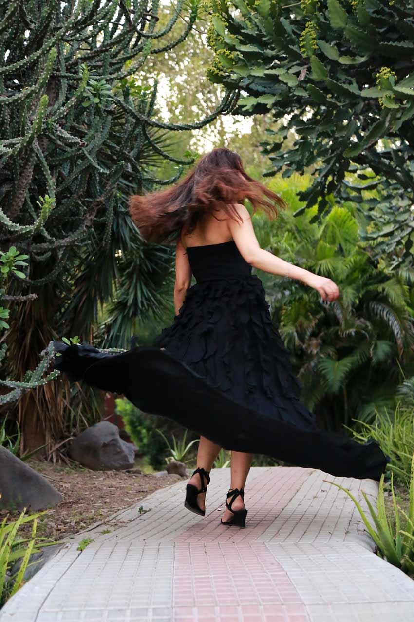dark fantasy fashion editorial photo shoot shilpa ahuja