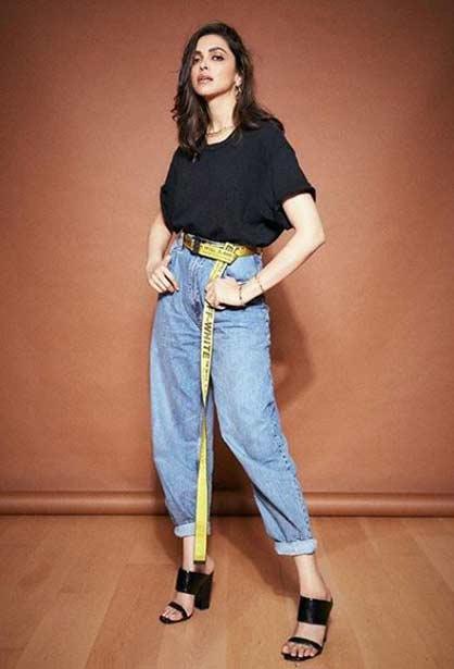 deepika-boy-jeans