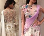 ethnic-fashion-Trends-2020-sheer-blouses-suneet-varma