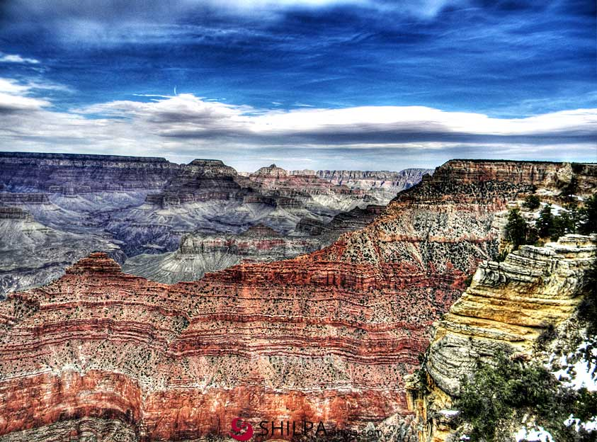 best family vacation spots-grand-canyon-nature-park