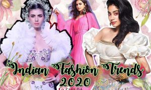 latest indian-fashion-trends-2020 bollywood designer clothing ethnic wear