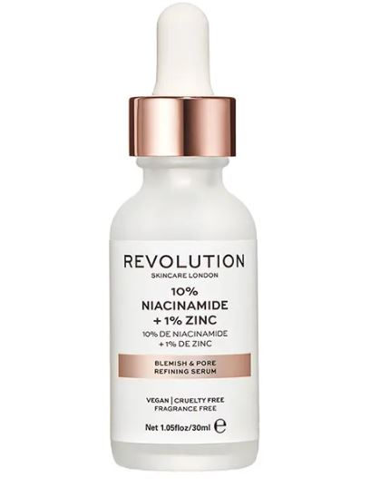 revolution skincare trends niacinamide serum