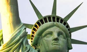 statue of liberty vacaion spots in the US