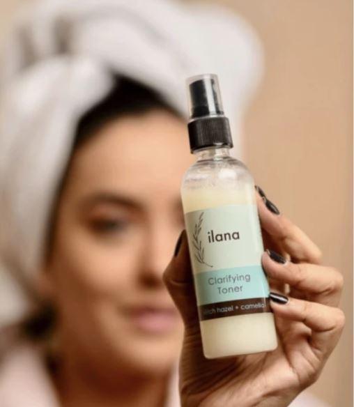 Toner to Your Skincare Routine ilana toner