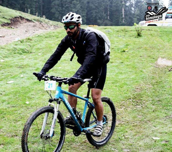 abhishek-sareen cyclist mtb himalaya health fitness