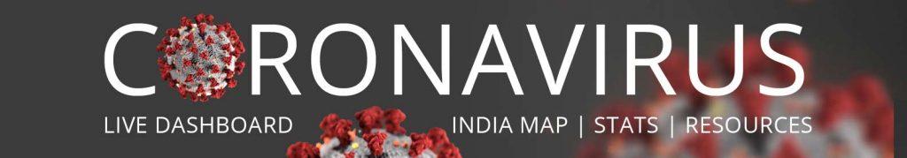 coronavirus-live dashboard india map stats credible resources