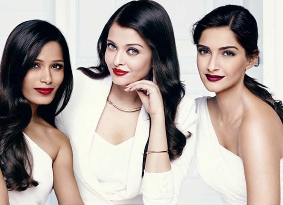 loreal beauty industry aishwarya rai campaign