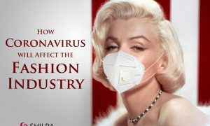 marilyn-monroe affecting Impact of Coronavirus on the Fashion Industry
