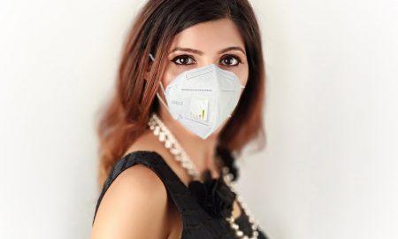 shilpa-ahuja-Coronavirus covid19 mask fashion makeup social